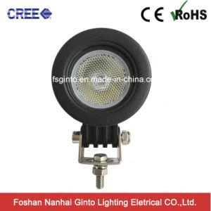 As lâmpadas de 10 W Refletor/Farol de LED de inundação para partes do motociclo ECE R10