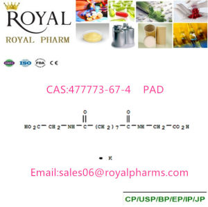 Kalium Azeloycinate Diglycinate CAS: 477773-67-4 gebruikt voor Kosmetische Grondstof