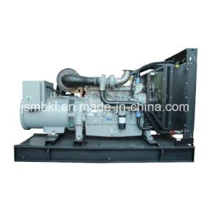 パーキンズエンジンを搭載する高いEffecive 52kw/65kVAの開いたフレームのディーゼル発電機セット