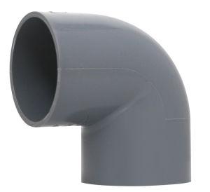 Ajustage de précision de pipe en plastique de PVC DIN Pn10