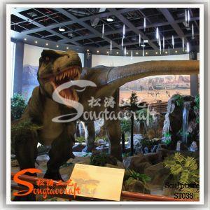 Fabricante Artificial Dinosaur com alta imitação feitas em Songtao