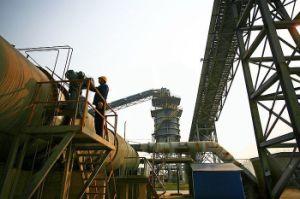 печь боксита 2.2*45m роторная от поставкы Китая