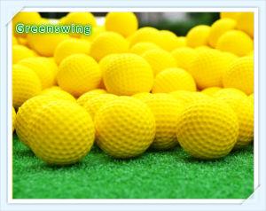 Programável ambiental PU bola de golfe para a promoção