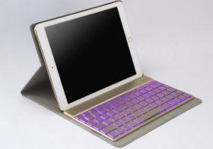 [Novo] Teclado Bluetooth destacável para iPad 2 com 7 Backlits Cores