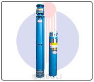 QJ Reihen-Unterseeboot-Motor-Pumpe