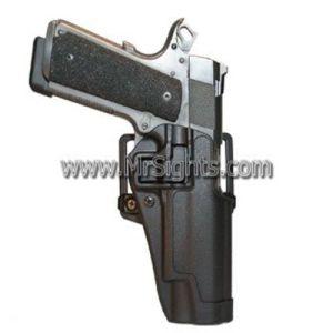 Тактическая воинская кобура пушки пистолета 1911