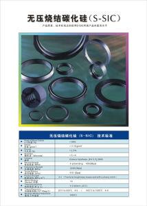 El material ( SIC SSIC & RBSIC ).