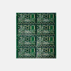 Mehrschichtige Schaltkarte-Vorstand-gedrucktes Leiterplatte für Elektronik
