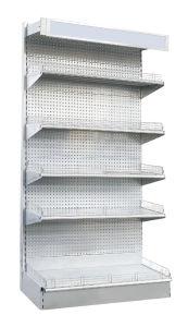 Cinq métal de la couche Supermarché Stand (HY-05)