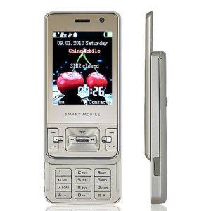 Telefono delle cellule delle carte doppie TV Java della fascia del quadrato K580