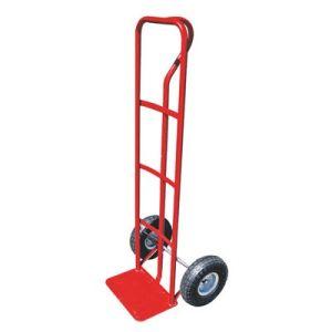 Chariot de la main - Roues pneumatiques