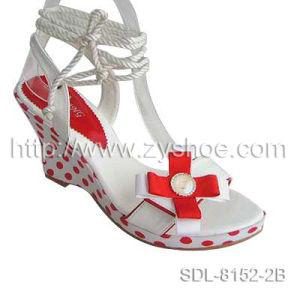 Lady sandale Shoes (SDL-8152-2B)