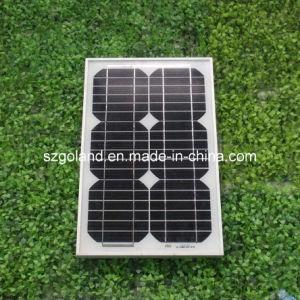 Les panneaux solaires en silicium cristallin Mono (CCG-12W)