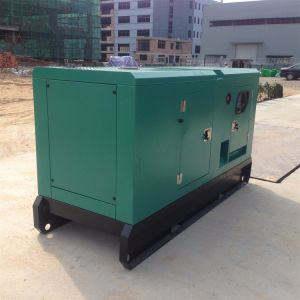 30kw FAWの無声タイプディーゼル発電機セット