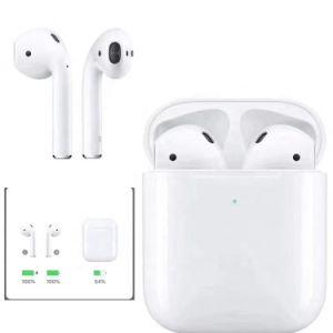 Venta caliente LA LOCALIZACIÓN GPS de tapones de auricular inalámbrico Bluetooth de cambiar el nombre de Tws Auricular de iPhone