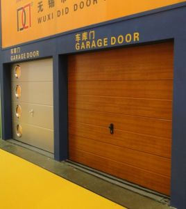 Puerta Seccional/automática/de Arriba para Garage