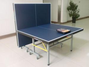 싼 가격을%s 가진 직업적인 탁구대 또는 탁구 테이블 또는 테니스 테이블