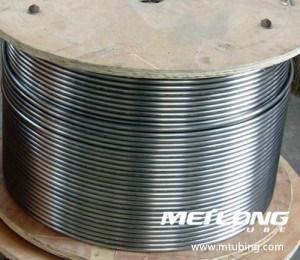 S31603 스테인리스 Downhole 화학 제어 선 코일 배관