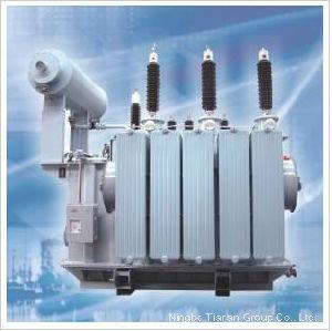 CEI 110kV Power Transformer, Station Step Up Power Transformer