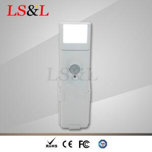 Schrank-Nachtbeleuchtung USB des White/RGB Bewegungs-Fühler-LED nachladbar
