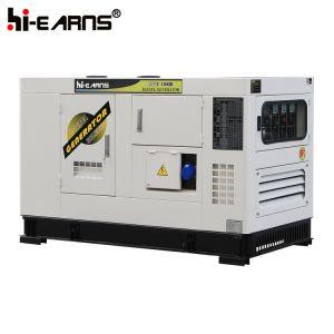 50 decibel gerador diesel super silencioso (GF2-10KW)
