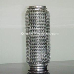 Fabricante experimentado de gases de escape tubo flexible con bloqueo