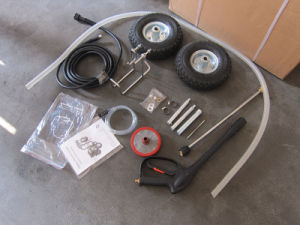 Lavatrice ad alta pressione dell'automobile della rondella 193bar della benzina (HL-2800GB-2000)
