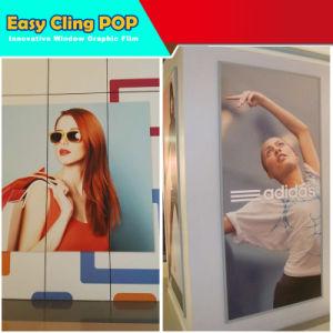 Facile s'accrochent Pop Pet 115EW7 Eco-Solvent Film amovible de latex et de film graphique