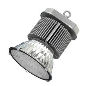 La Chine IP65 à haute efficacité énergétique S/N 100W Lumière LED High Bay