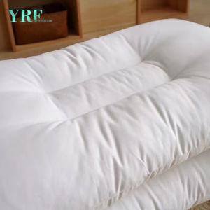 Mayorista de fábrica de almohada de poliéster para apartamento