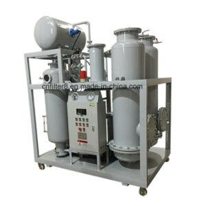 La Deshidratación de aceite diesel rojo máquina Filtro Decolor desgasificación (TYR-3)