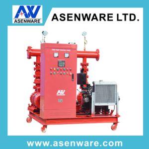 Sistema de bomba de fuego de la lucha contra el fuego del agua del conjunto de Asenware