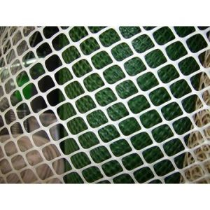 草の保護のための高い抗張突き出されたプラスチック金網