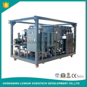 Marca Lushun 6000 litros/h purificador de aceite de transformadores con más de 20 años de experiencia en la producción de máquinas de aceite Filtro de fabricantes.