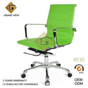 白革熱い販売デザイナー回転イス(GV-OC-L132)