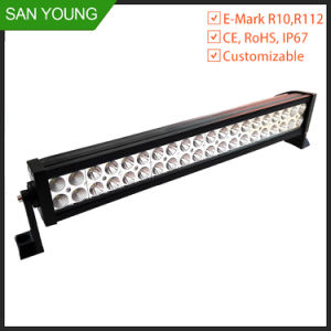 Barre d'éclairage LED pour la garantie du camion E-MARK CEE R10 R23 R112 3years de Scania