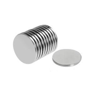 N35 N42 N52 de Permanente Magneet van het Neodymium van NdFeB van de Schijf voor Spreker