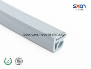 Zoll EPDM/Silicone verdrängte Gummidichtungs-Streifen der h-Form-EPDM