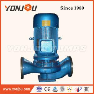 El ISG Yonjou oleoducto bomba de agua centrífuga