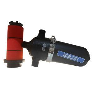 Gran superficie filtrante de disco automático sistema de filtración La filtración del río