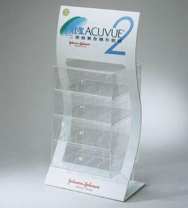Custom grand magasin vitrine d'affichage acrylique