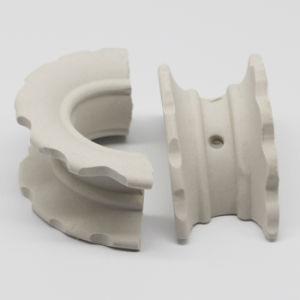 Super Intalox cerâmica Anel sela para a torre de secagem