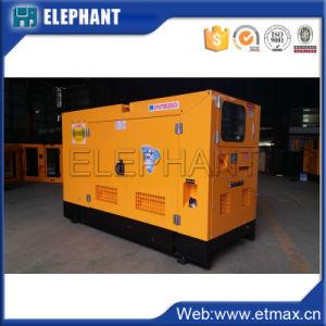 12kw 15kVA Yangdong gerador diesel silenciosa alternador