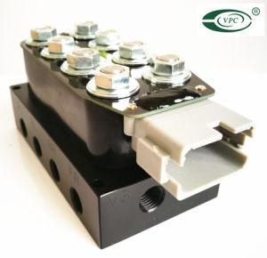 Valvole del collettore delle elettrovalvole a solenoide di giro dell'aria