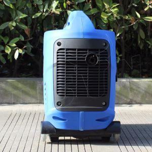Bison China Venta caliente generador silencioso, el mejor equipo Campling, Portátil Generador Gasolina arranque eléctrico Inverter