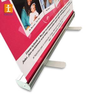 Custom напечатано алюминиевых прокрутите вверх (TJ-10)