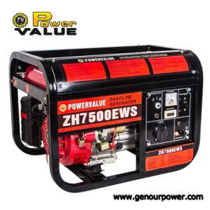 El valor de potencia del generador eléctrico de 5kw 5kVA