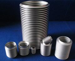 Soffietti dell'acciaio inossidabile di alta qualità