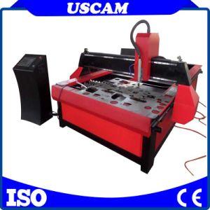 自動CNC血しょう鋼鉄金属の打抜き機