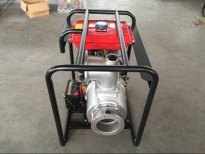Potencia motor diesel de 6 pulgadas de la bomba de agua